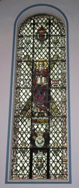 Stained Glass - Gift of the Cameron Highlanders