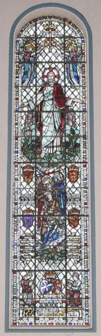 Stained Glass - Gift of Countess Haig